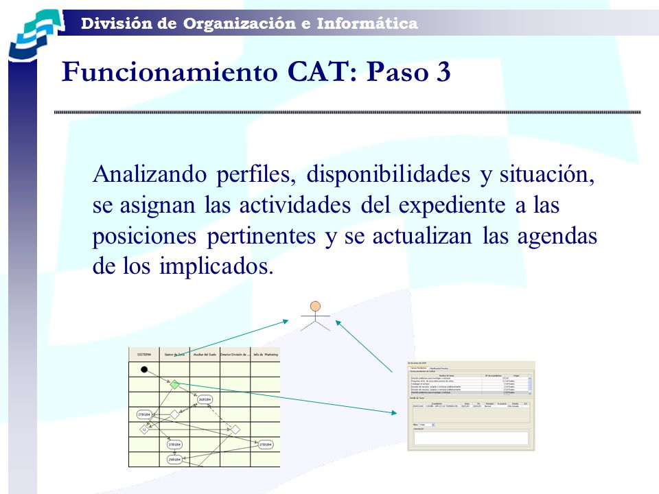 Funcionamiento CAT: Paso 3