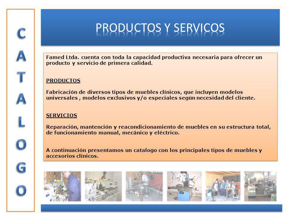 CATALOGO PRODUCTOS Y SERVICOS