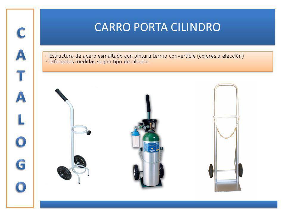 CATALOGO CARRO PORTA CILINDRO