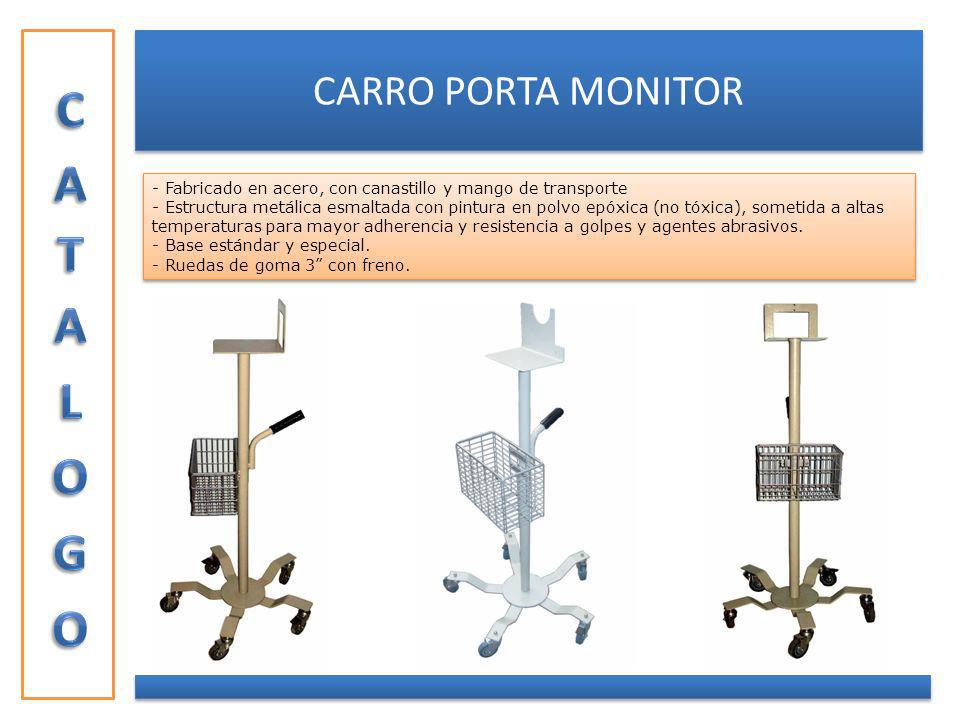 CATALOGO CARRO PORTA MONITOR