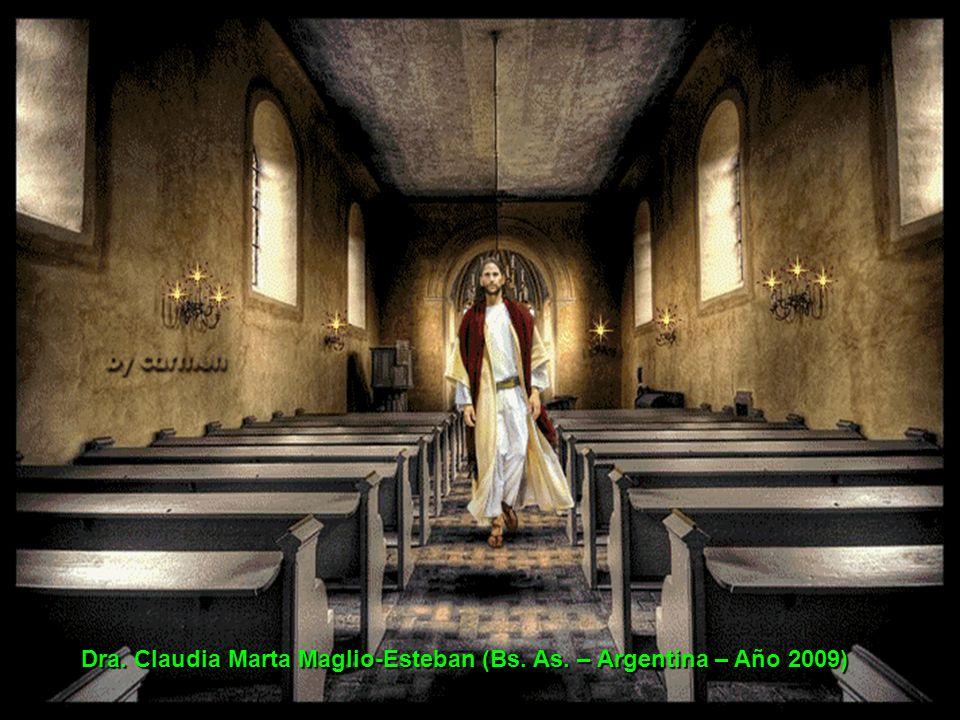 Dra. Claudia Marta Maglio-Esteban (Bs. As. – Argentina – Año 2009)