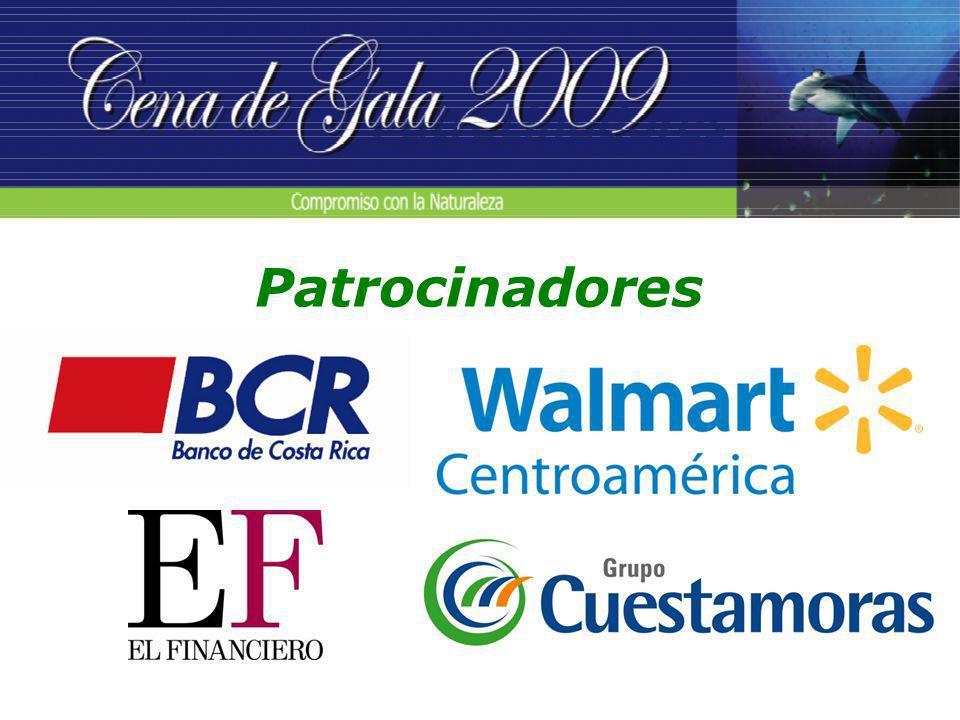 Patrocinadores Patrocinadores Logo de WM-CA