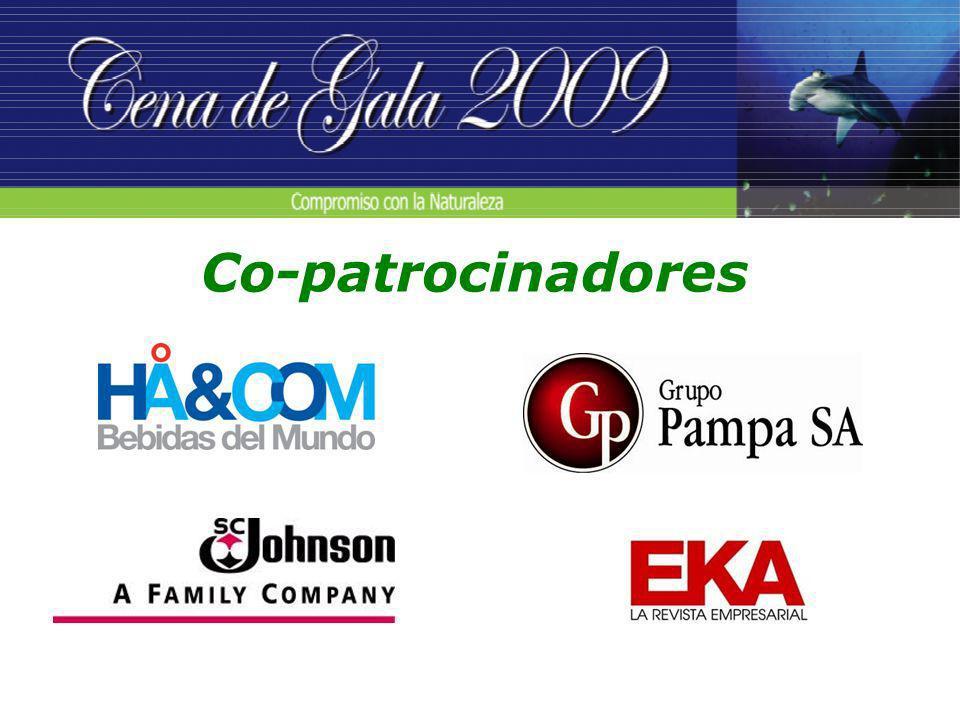 Co-patrocinadores Logo Ho&Co