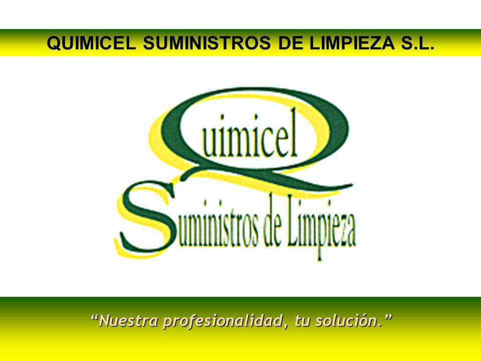 QUIMICEL SUMINISTROS DE LIMPIEZA S.L.