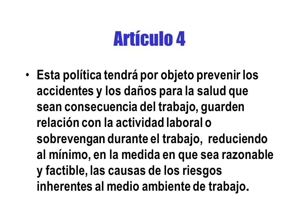 Artículo 4