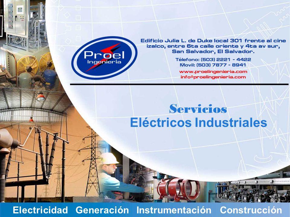 Eléctricos Industriales