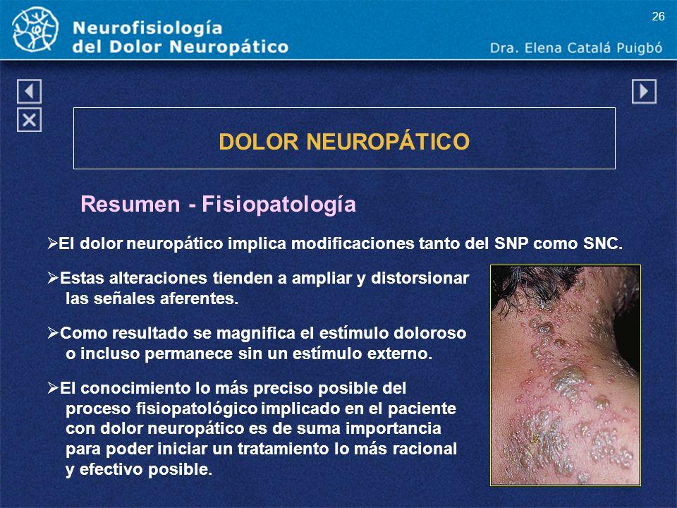 Resumen - Fisiopatología