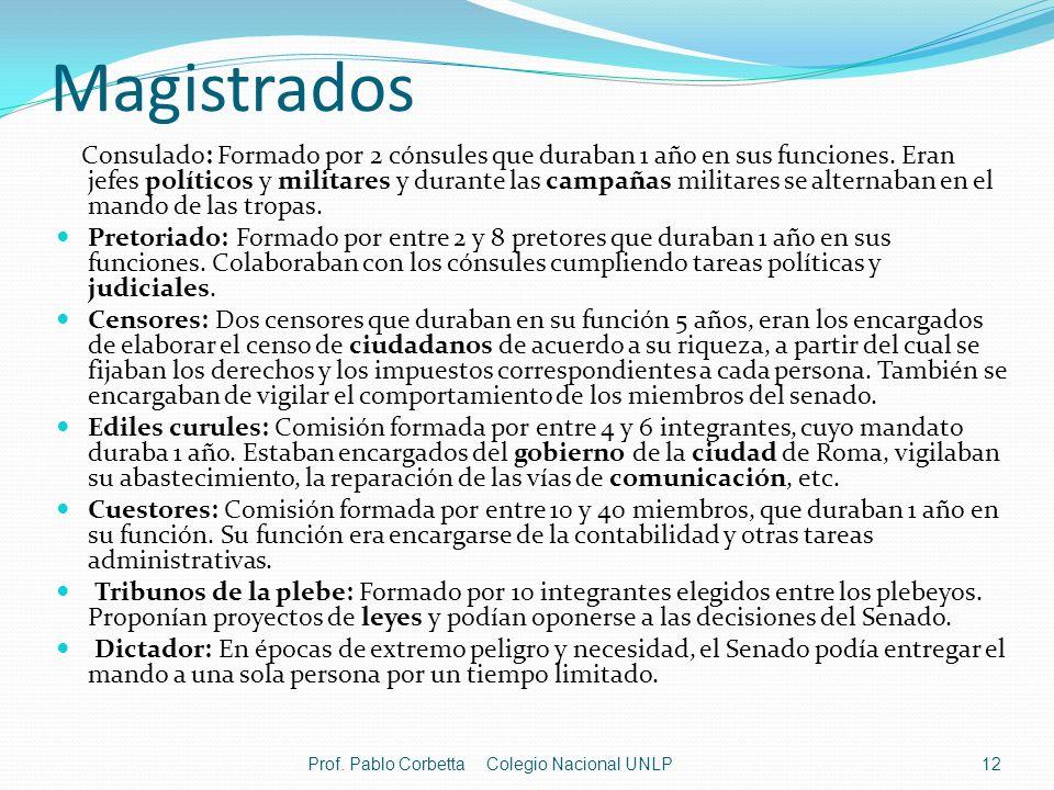Magistrados