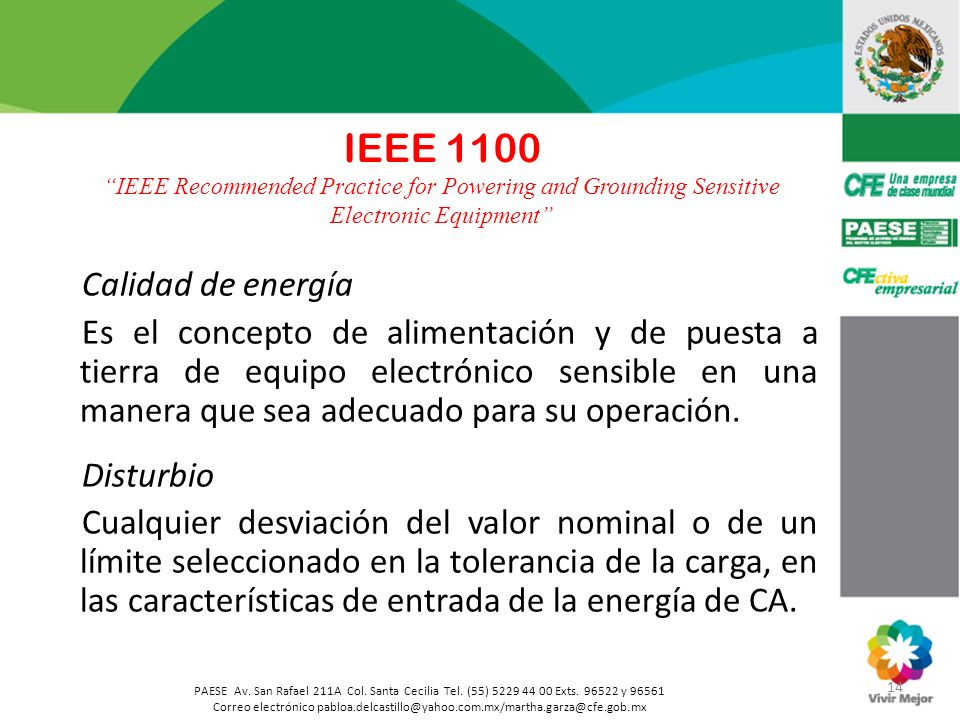 IEEE 1100 IEEE Recommended Practice for Powering and Grounding Sensitive Electronic Equipment