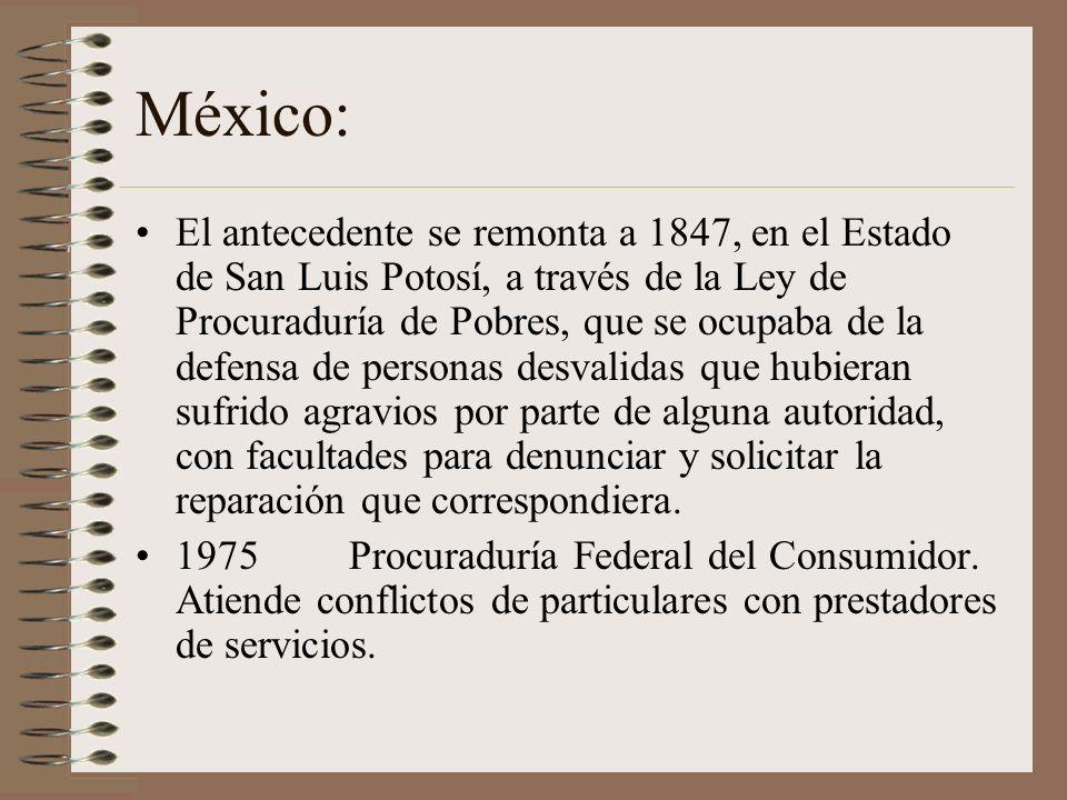 México: