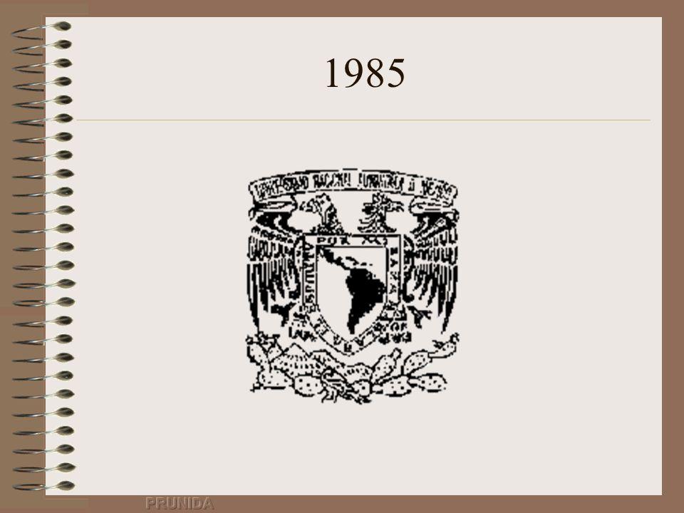 1985 PRUNIDA