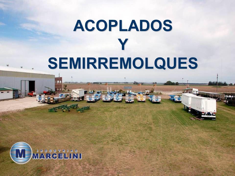 ACOPLADOS Y SEMIRREMOLQUES