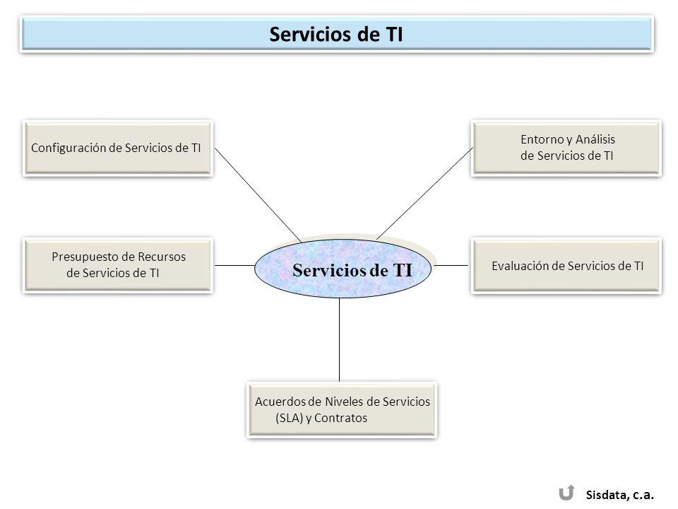 Servicios de TI Servicios de TI Sisdata, c.a. Entorno y Análisis