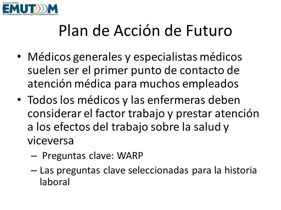 Plan de Acción de Futuro
