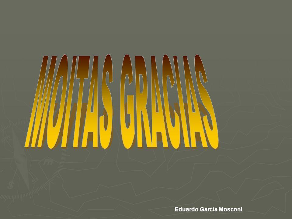 MOITAS GRACIAS Eduardo García Mosconi