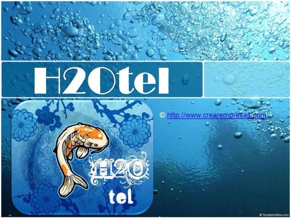 H2Otel © http://www.crearempresas.com
