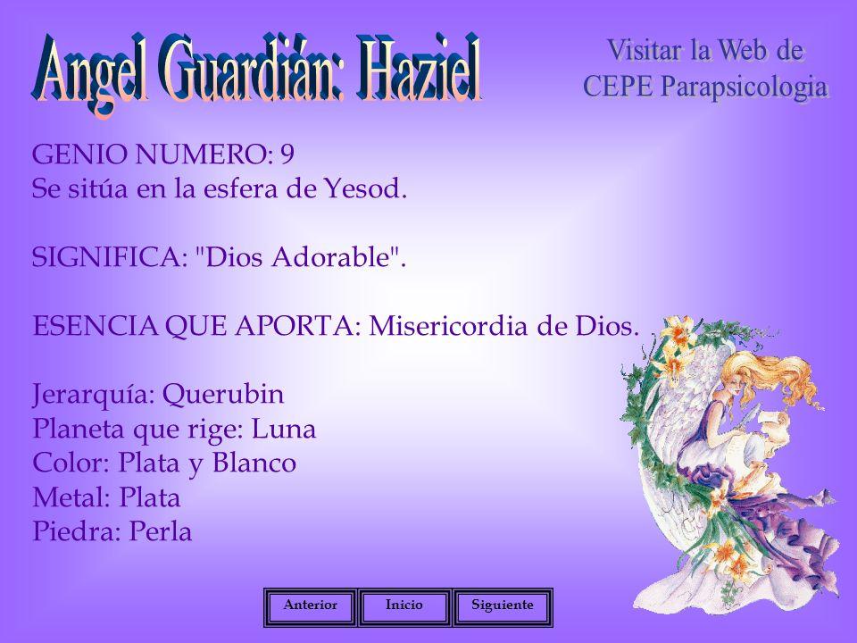 Angel Guardián: Haziel