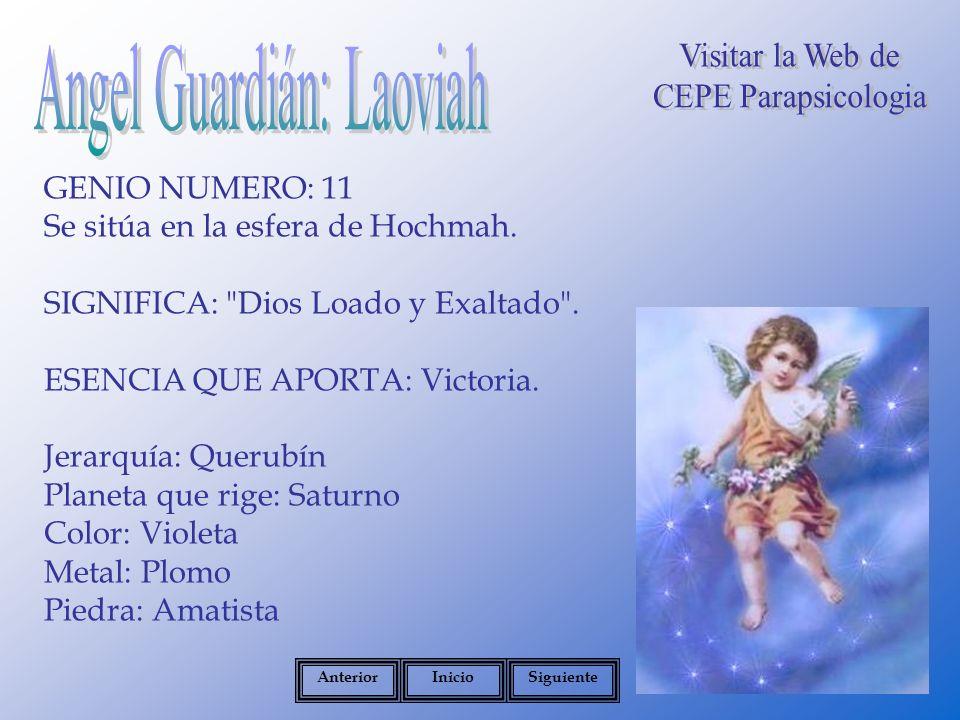 Angel Guardián: Laoviah