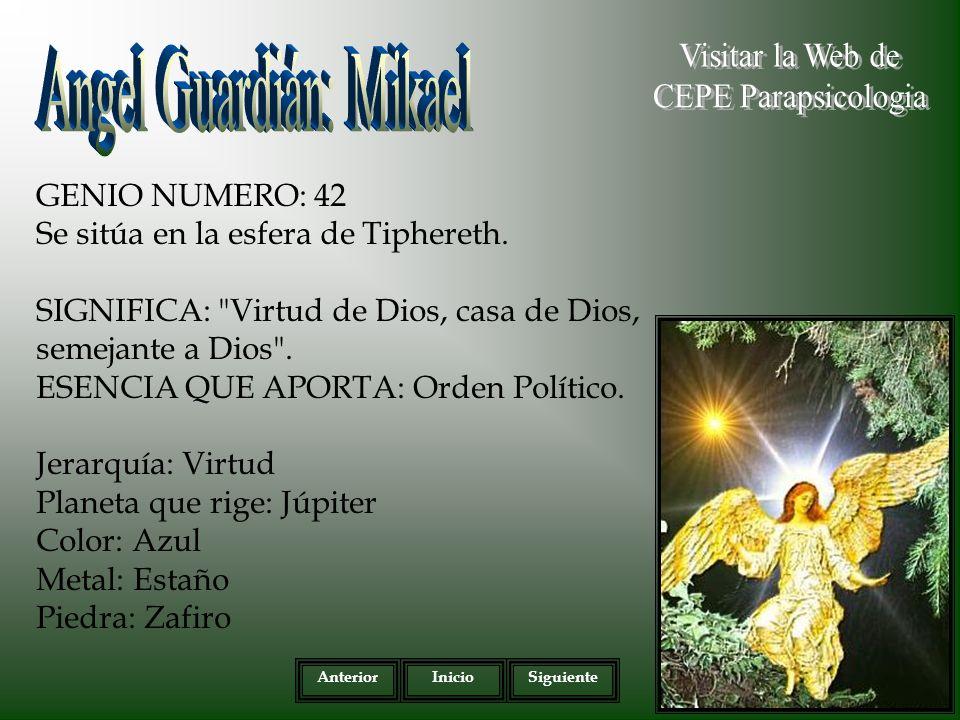 Angel Guardián: Mikael