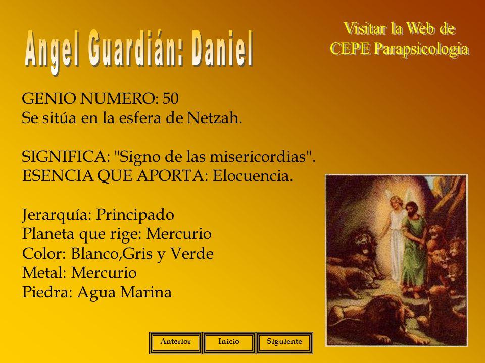 Angel Guardián: Daniel