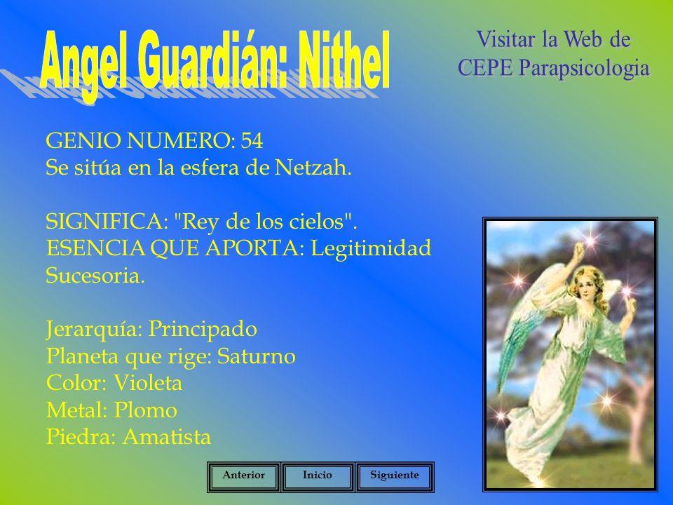Angel Guardián: Nithel