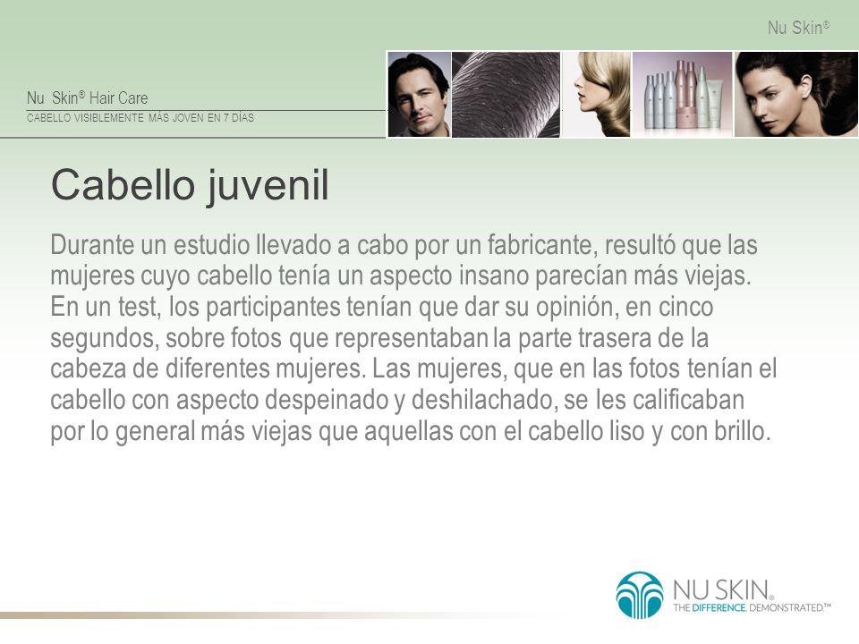 Cabello juvenil