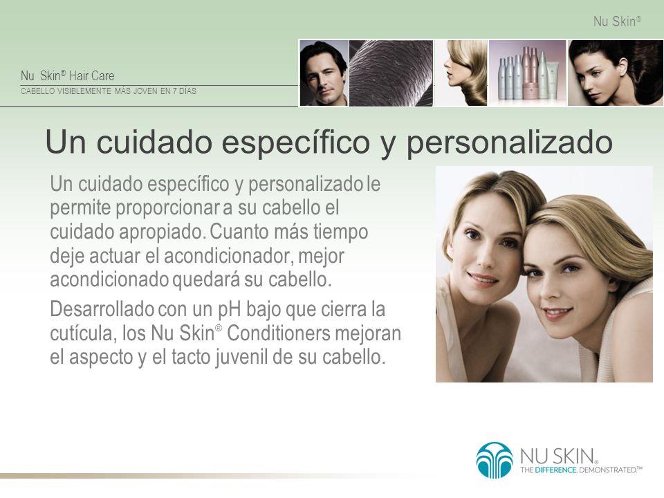 Un cuidado específico y personalizado