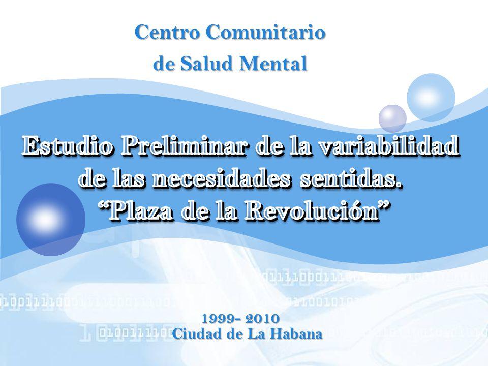 Centro Comunitario de Salud Mental