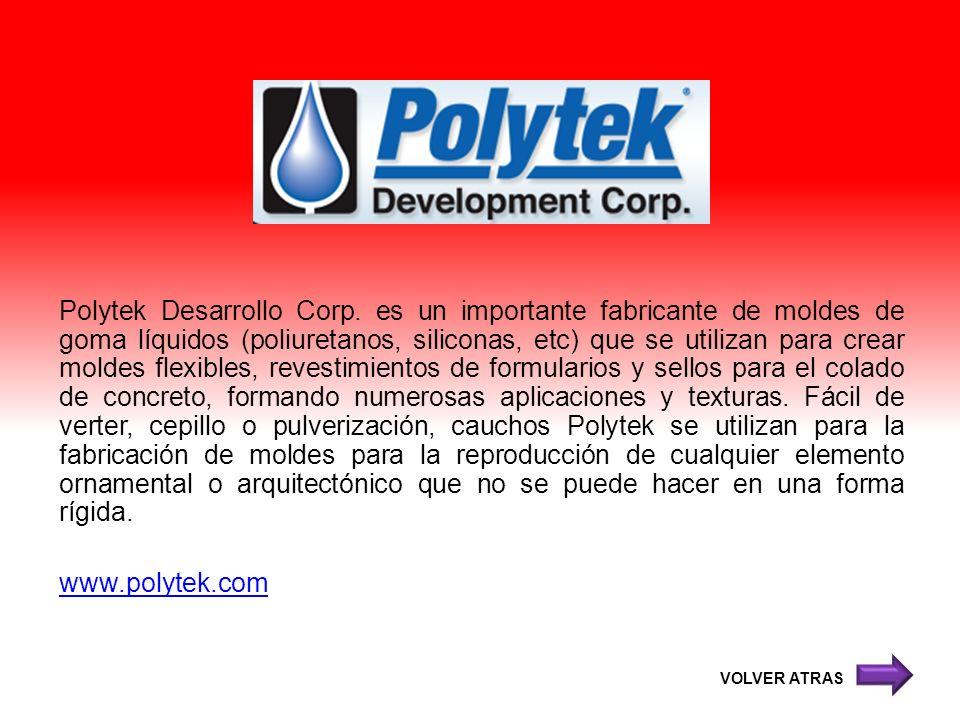 Polytek Desarrollo Corp