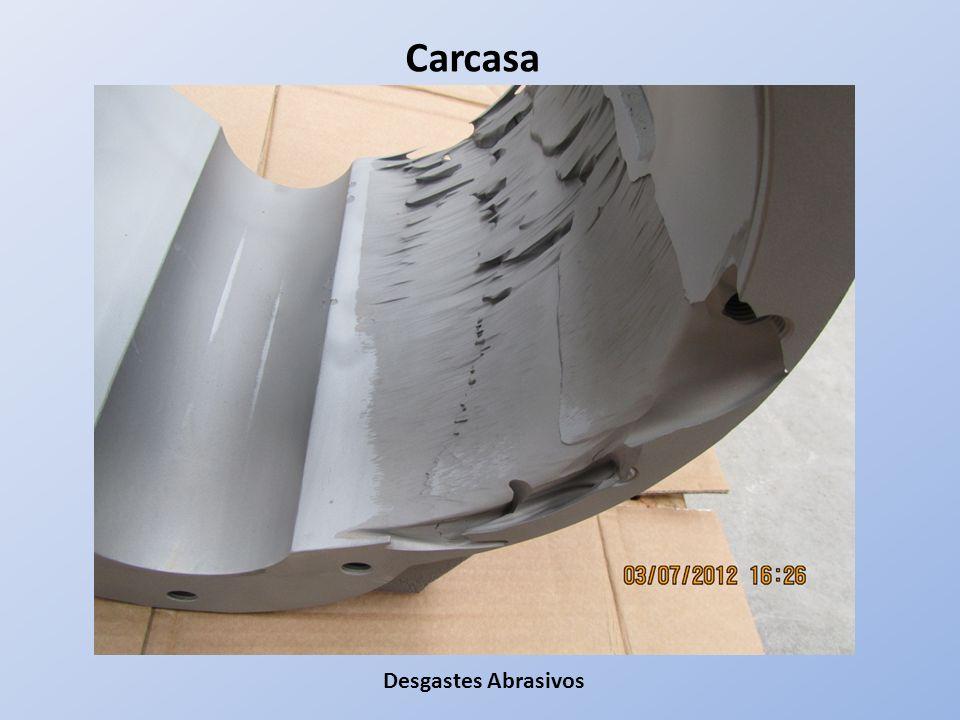 Carcasa Desgastes Abrasivos