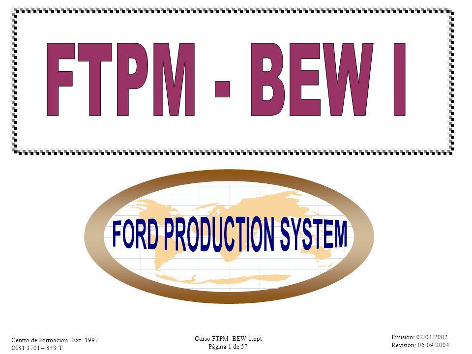 FTPM - BEW I
