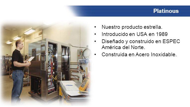 Platinous Nuestro producto estrella. Introducido en USA en 1989