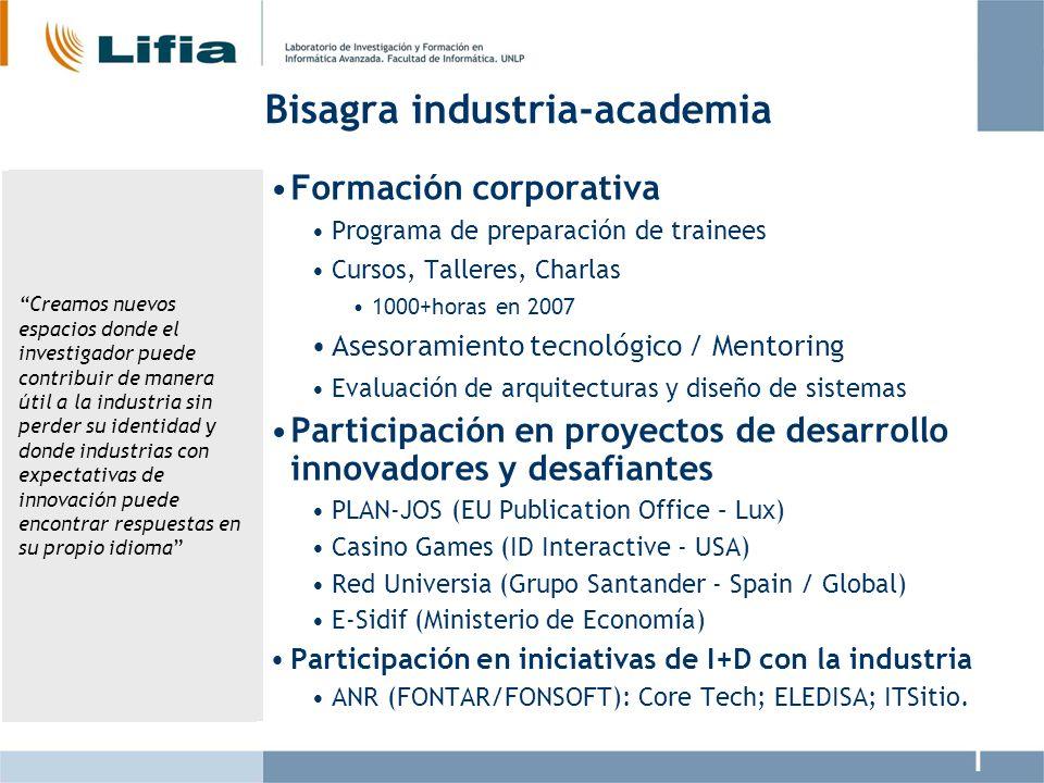 Bisagra industria-academia