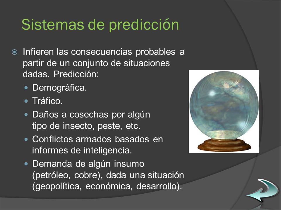 Sistemas de predicción