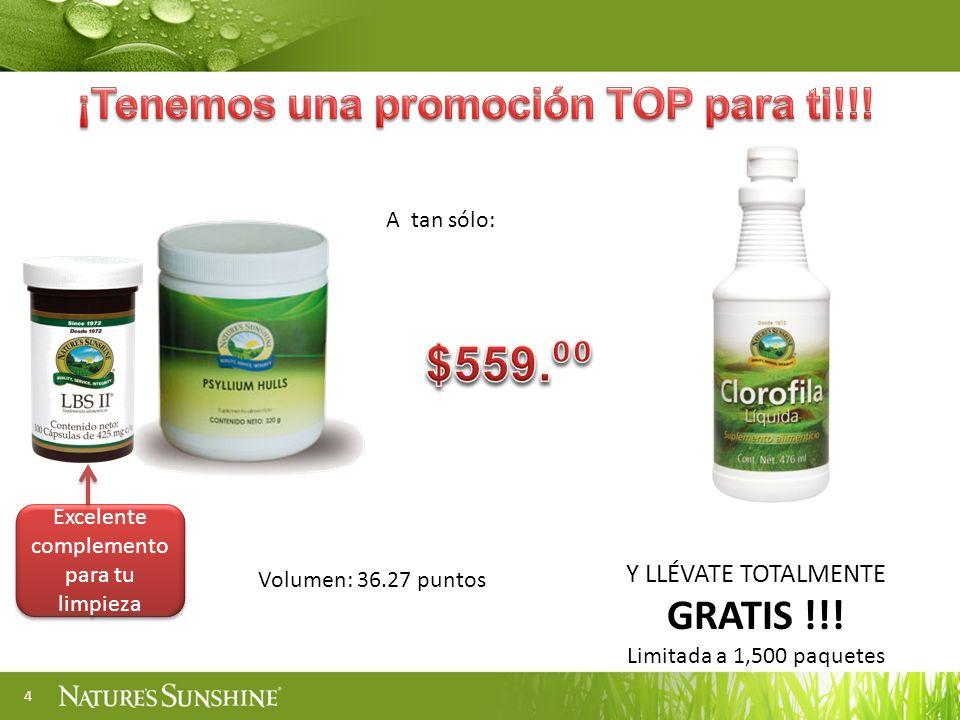 ¡Tenemos una promoción TOP para ti!!!