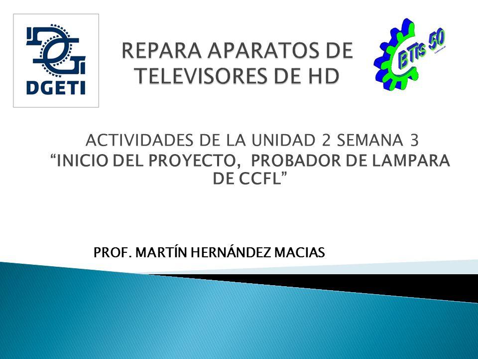 REPARA APARATOS DE TELEVISORES DE HD