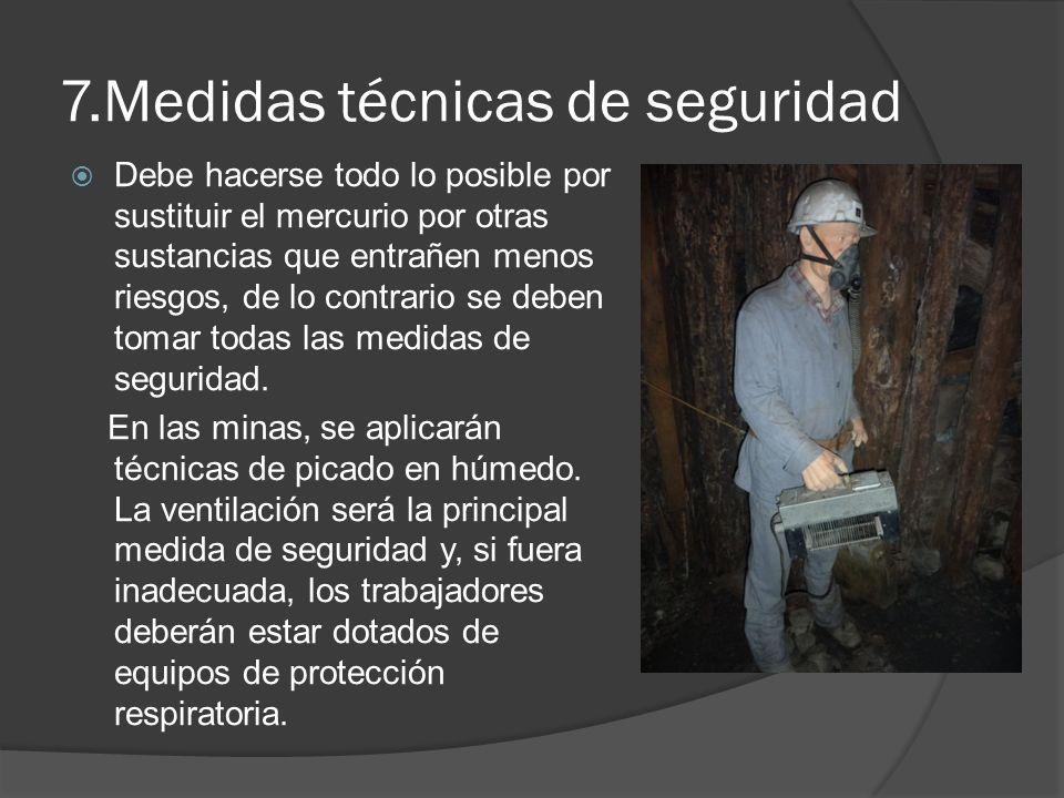 7.Medidas técnicas de seguridad