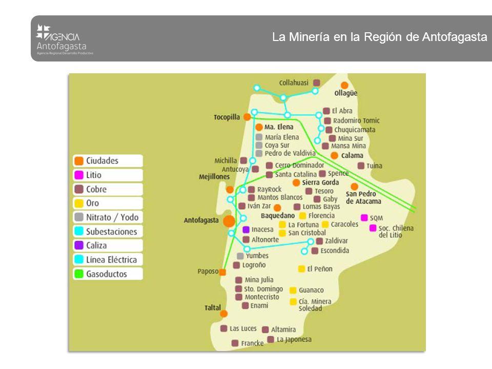 La Minería en la Región de Antofagasta