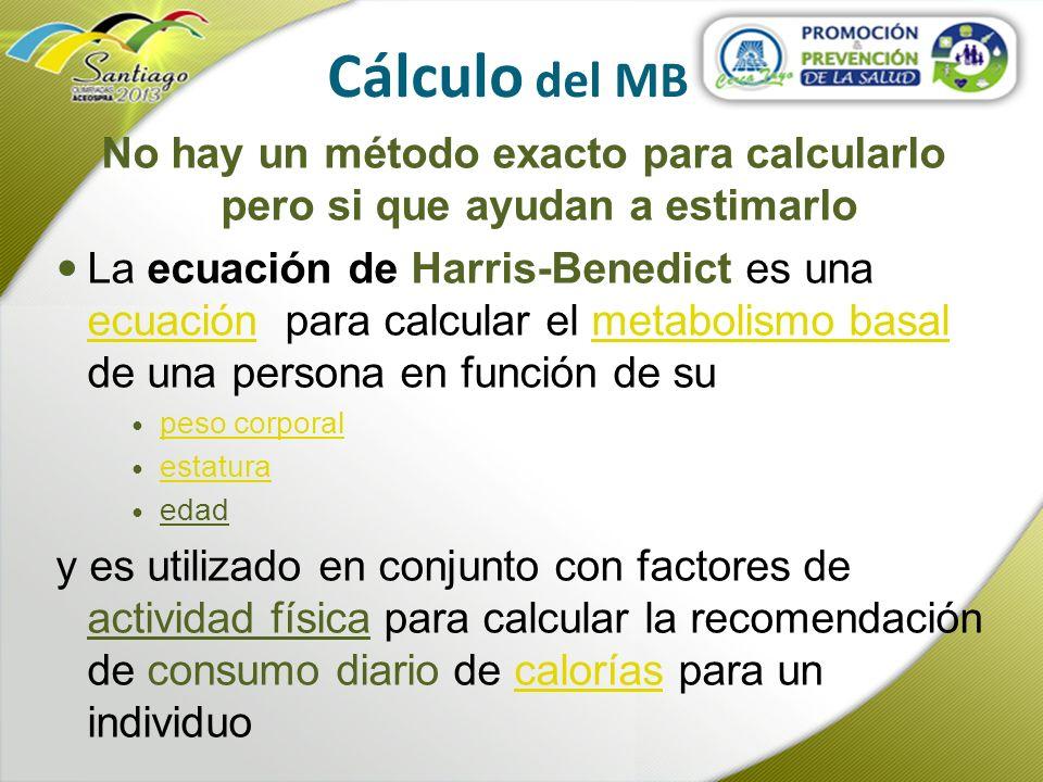 No hay un método exacto para calcularlo pero si que ayudan a estimarlo