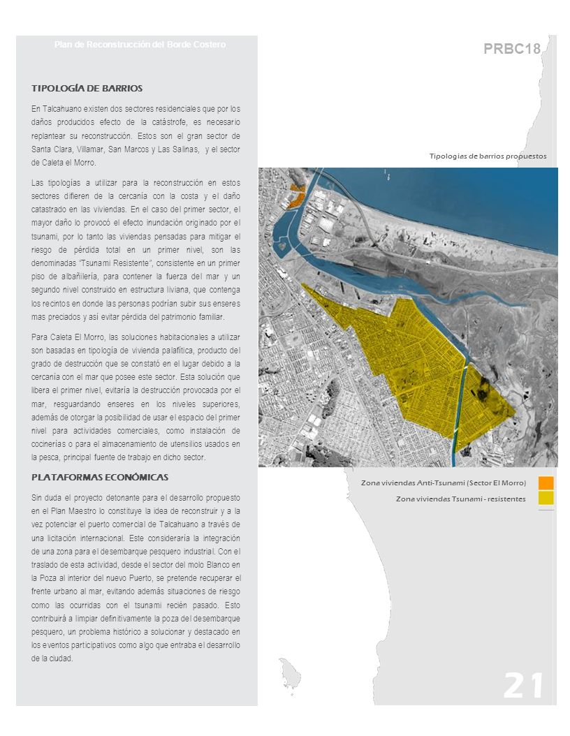 Plan de reconstrucci n del borde costero prbc18 ppt descargar - Como solucionar problemas de condensacion en una vivienda ...
