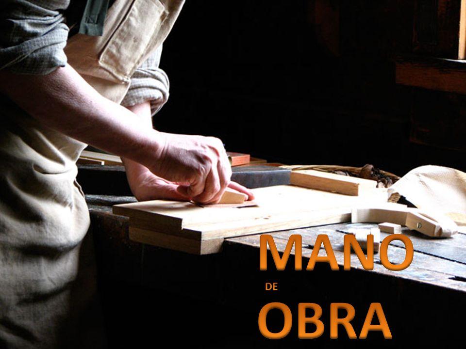 MANO OBRA DE
