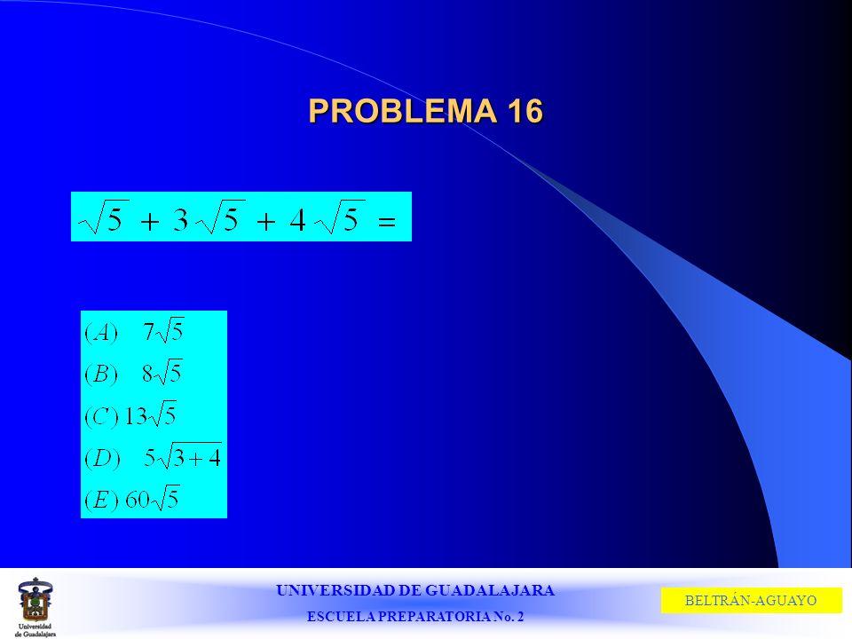 PROBLEMA 16