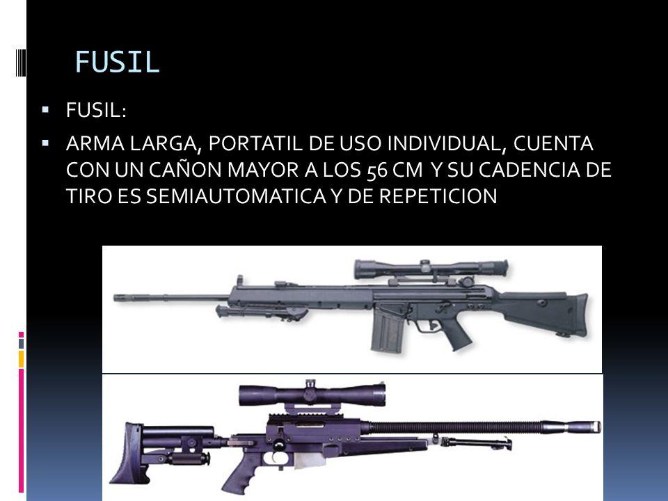 FUSIL FUSIL: