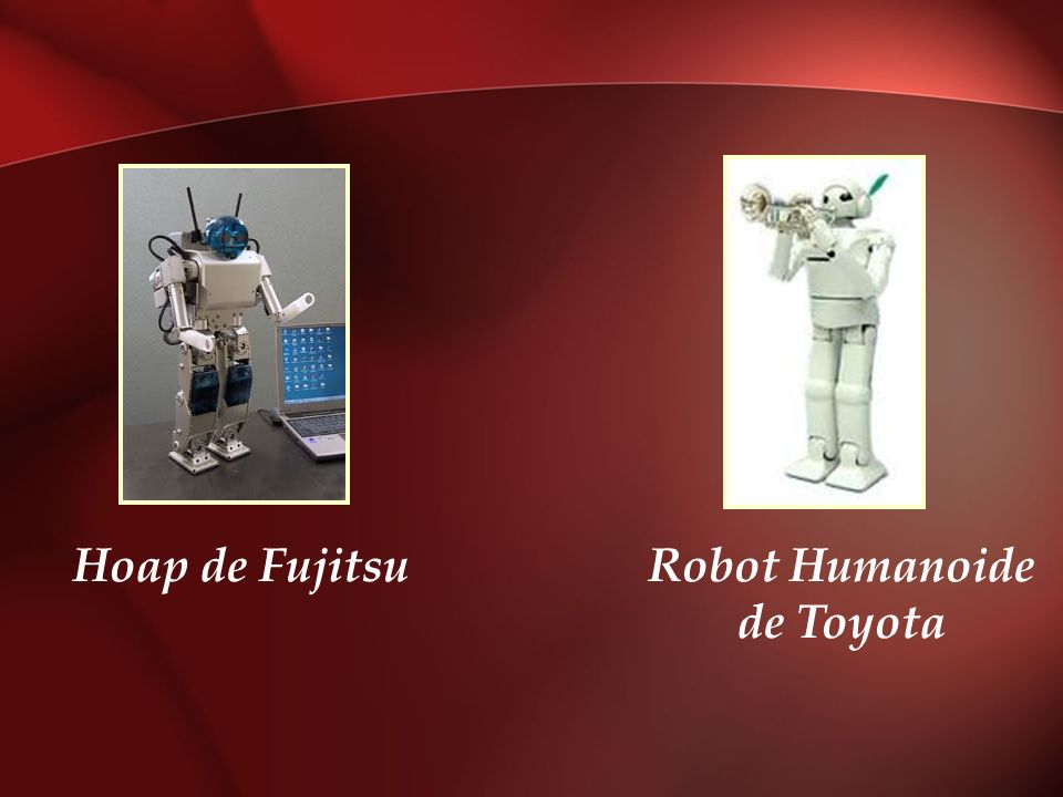 Robot Humanoide de Toyota