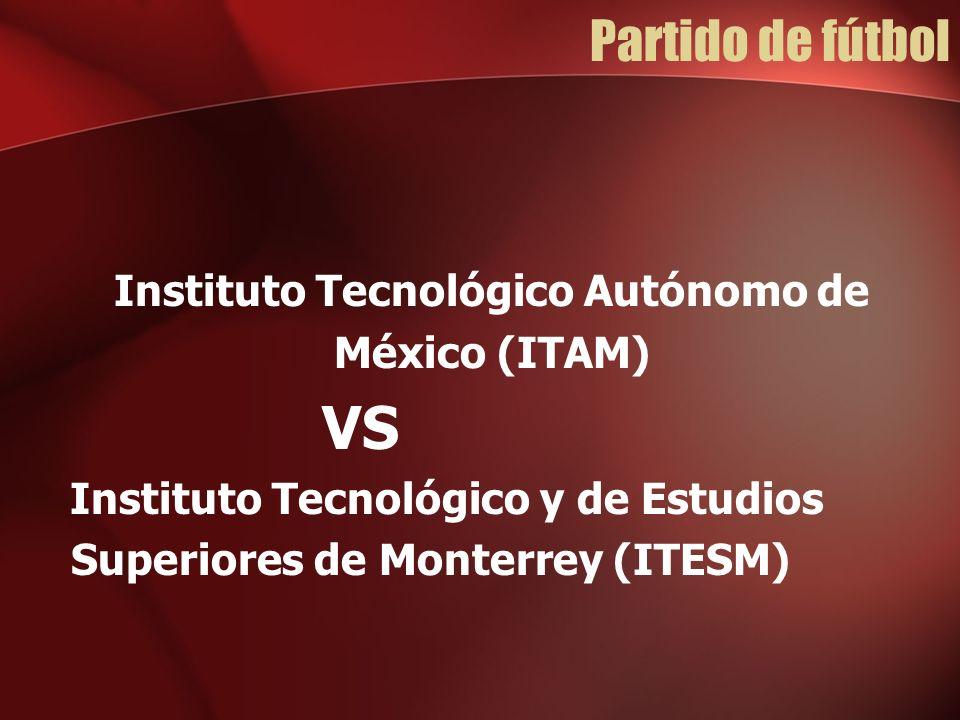 Instituto Tecnológico Autónomo de