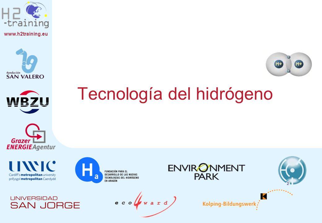 Tecnología del hidrógeno