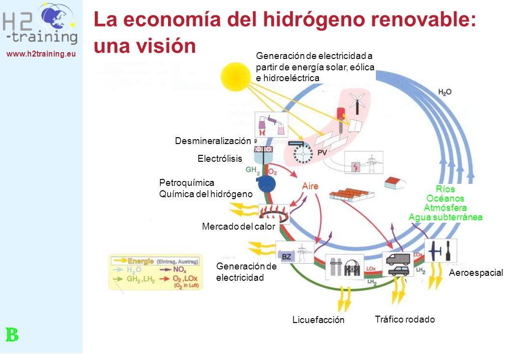 La economía del hidrógeno renovable: una visión