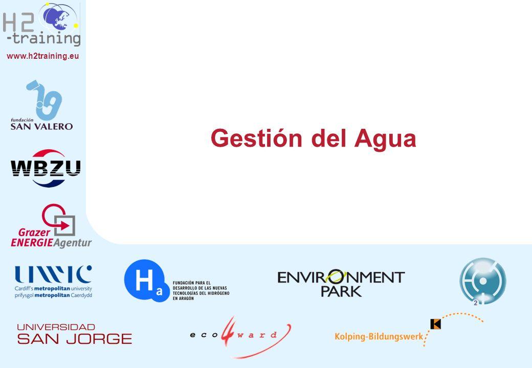 Gestión del Agua H2 Training Manual 24.03.2017