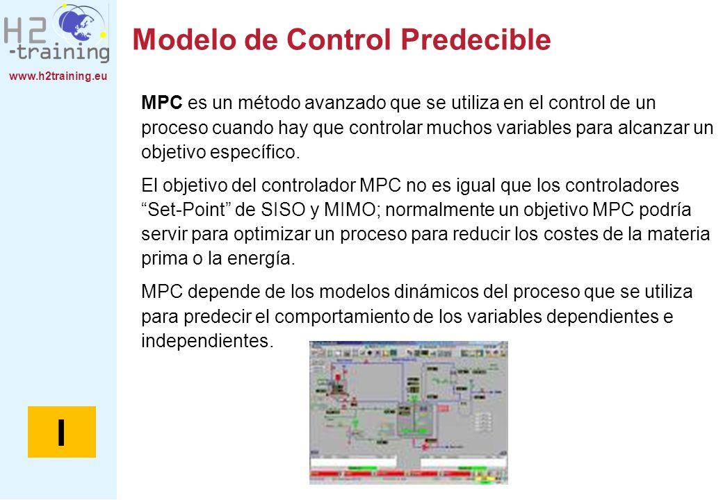Modelo de Control Predecible