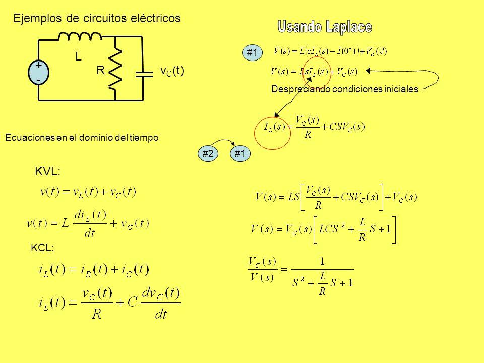 Ejemplos de circuitos eléctricos